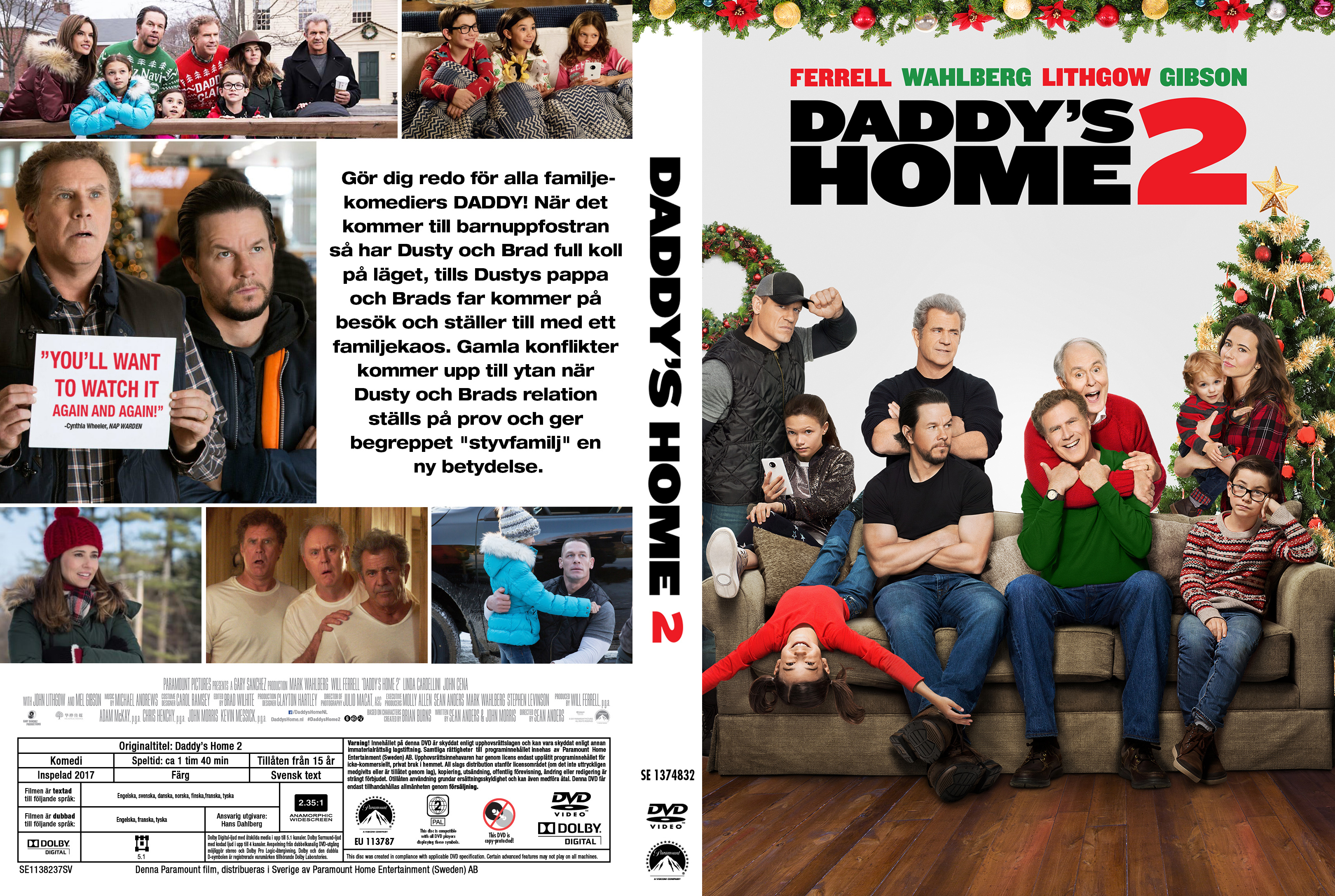 download daddys home 2 full movie hd