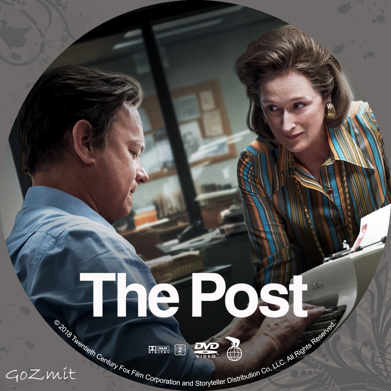 COVERS.BOX.SK ::: The Post