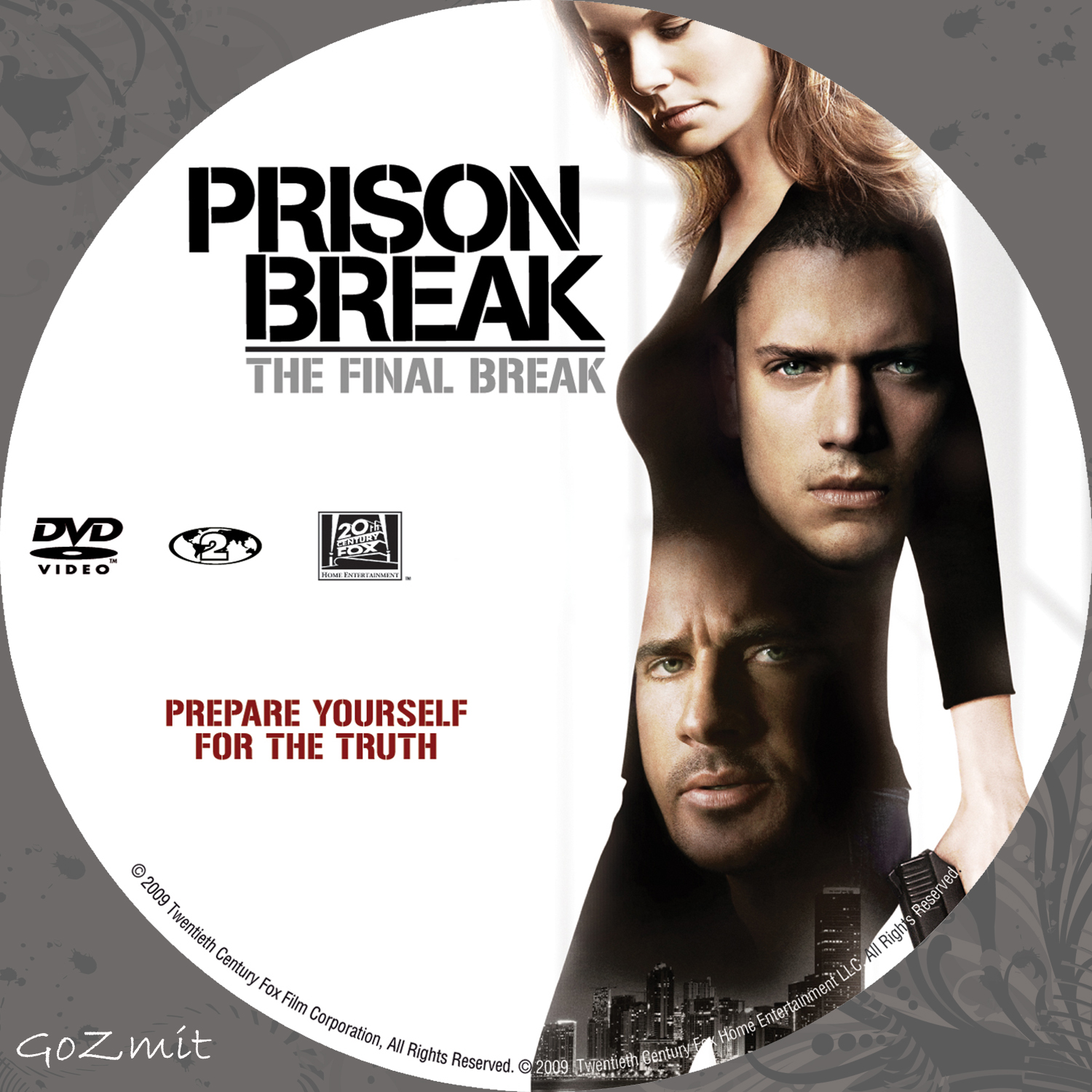 Covers Box Sk Prison Break The Final Break 2009 High Quality Dvd Blueray Movie