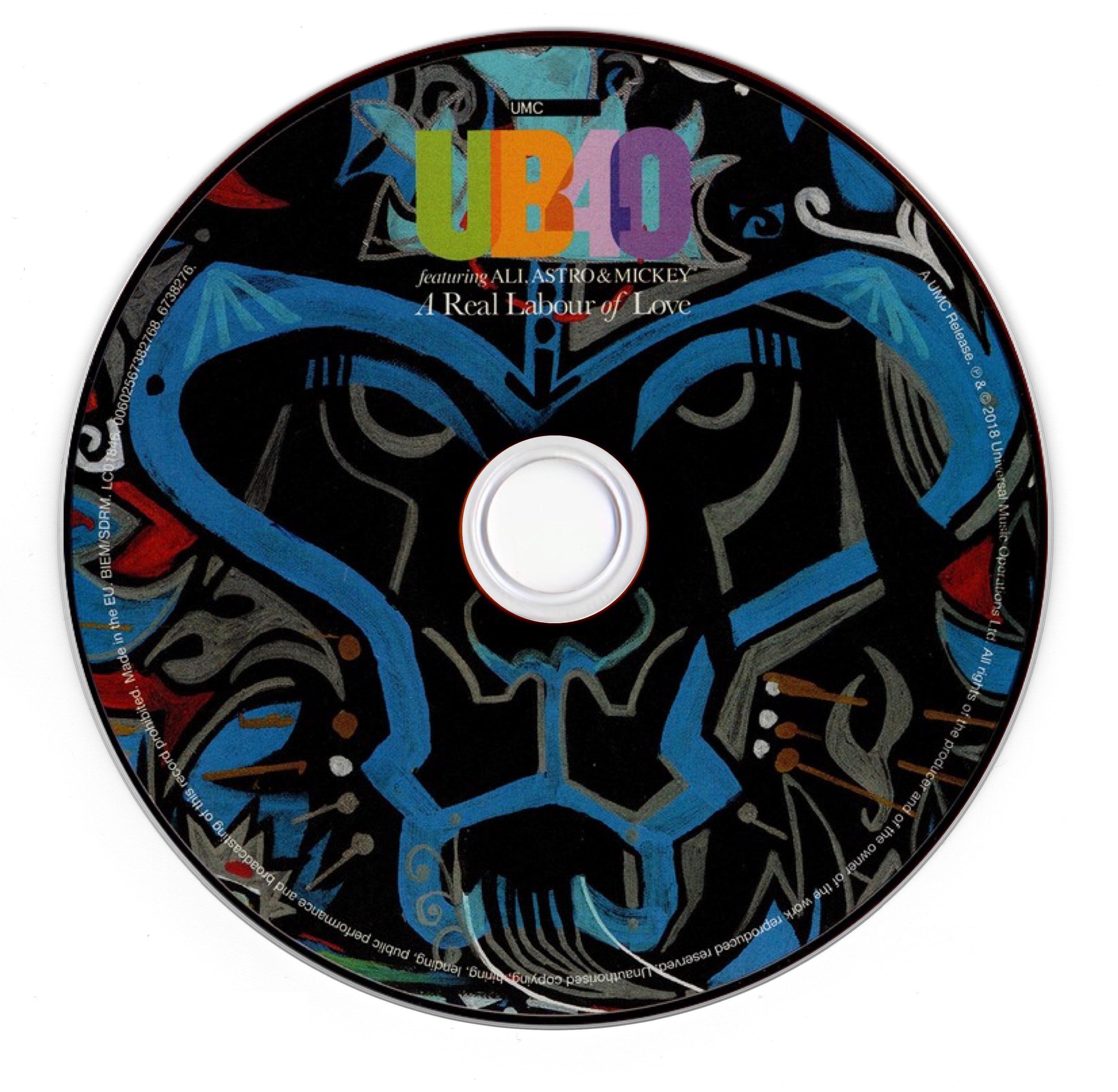 COVERS BOX SK ::: UB40 featuring Ali, Astro & Mickey - A