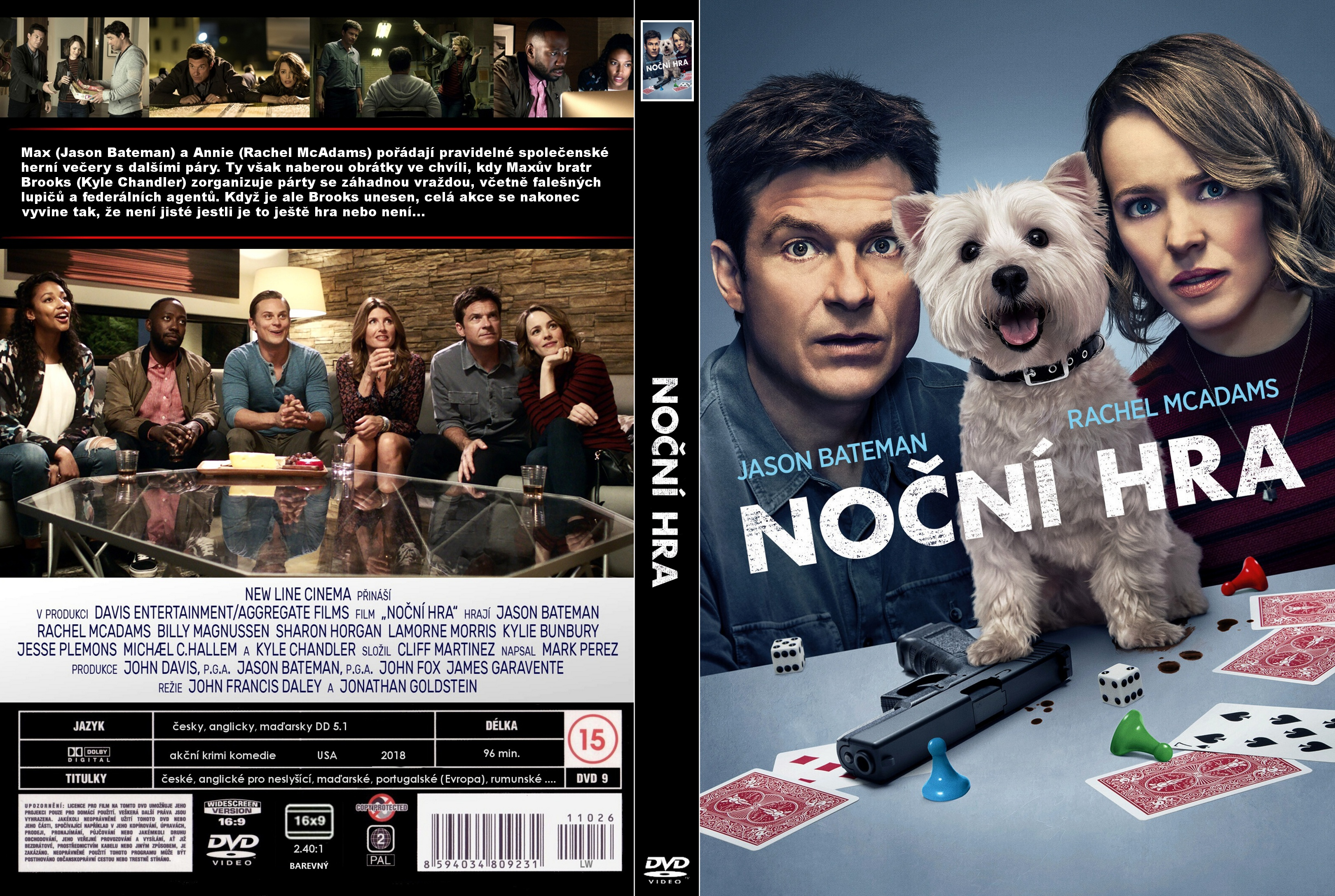 Covers Box Sk Game Night 2018 High Quality Dvd