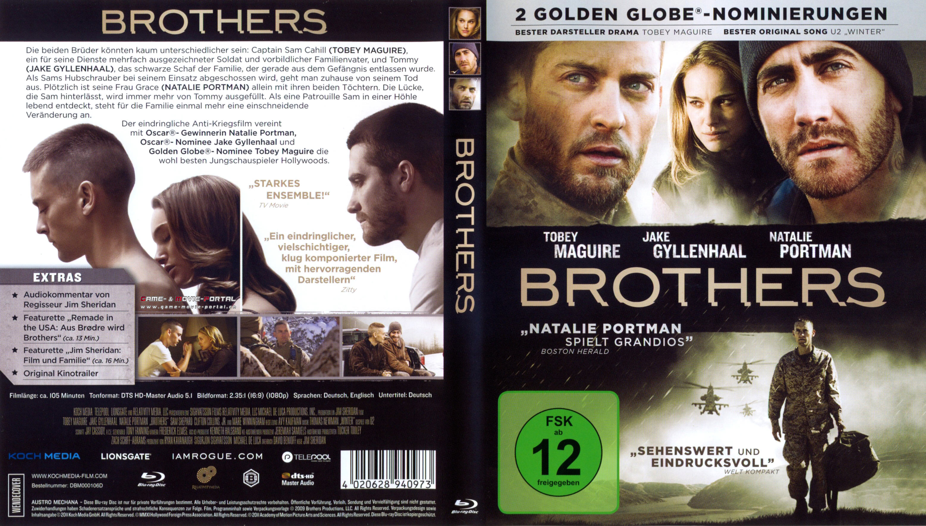 Brothers at war (2009) youtube.