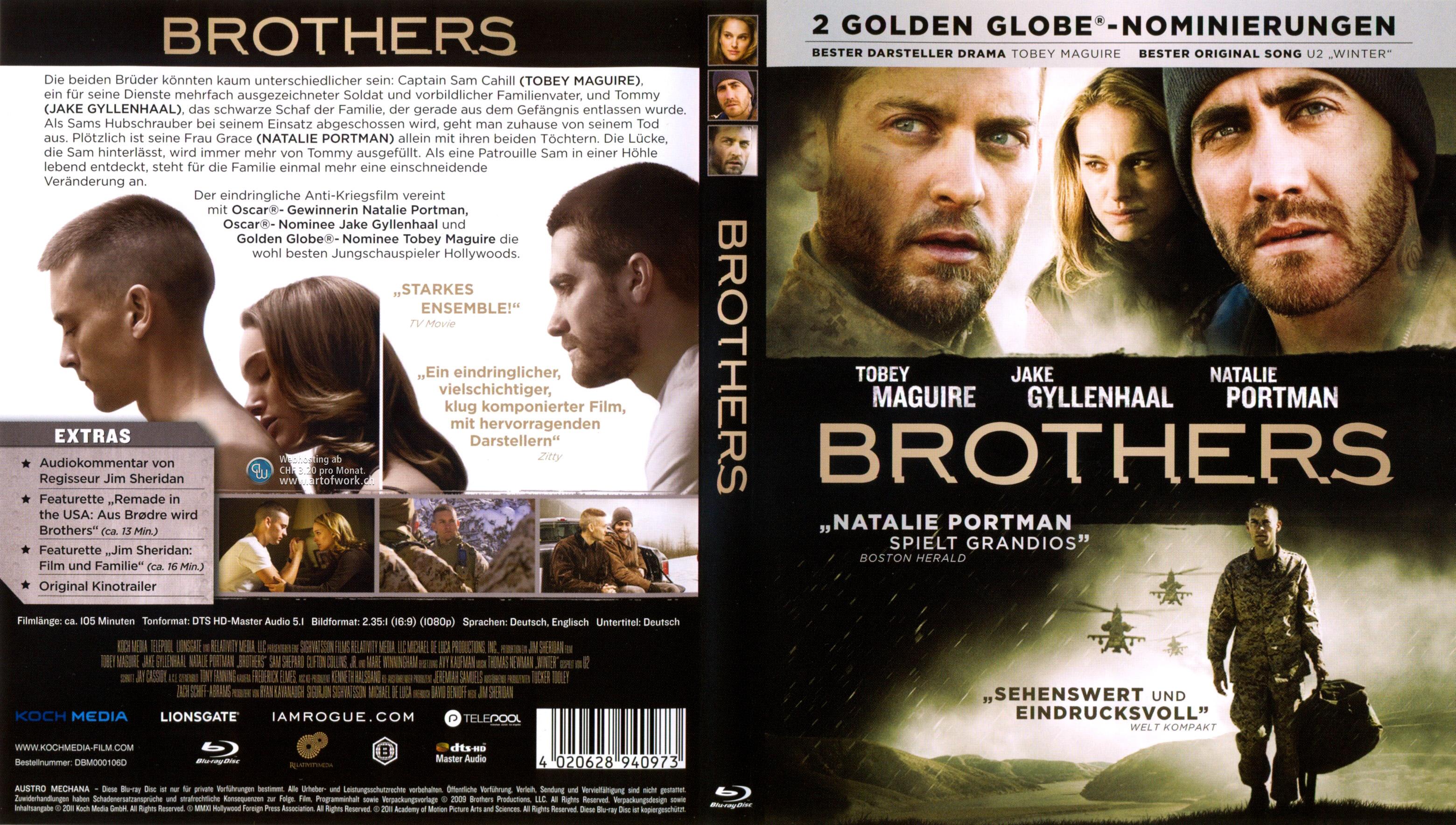 "Brothers"" jim sheridan (2009) | download in 2018 | pinterest."