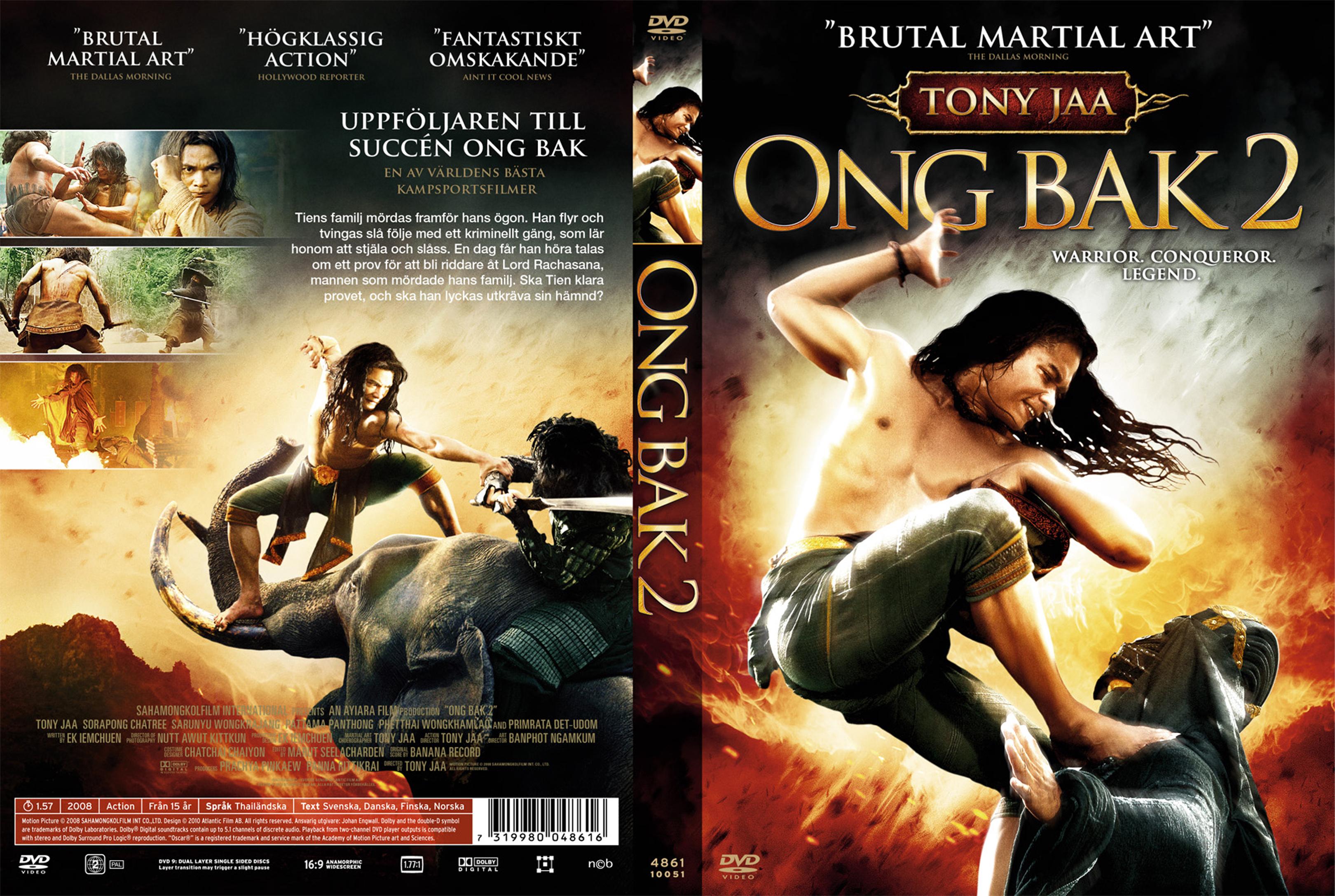 Ong Bak Full Movie