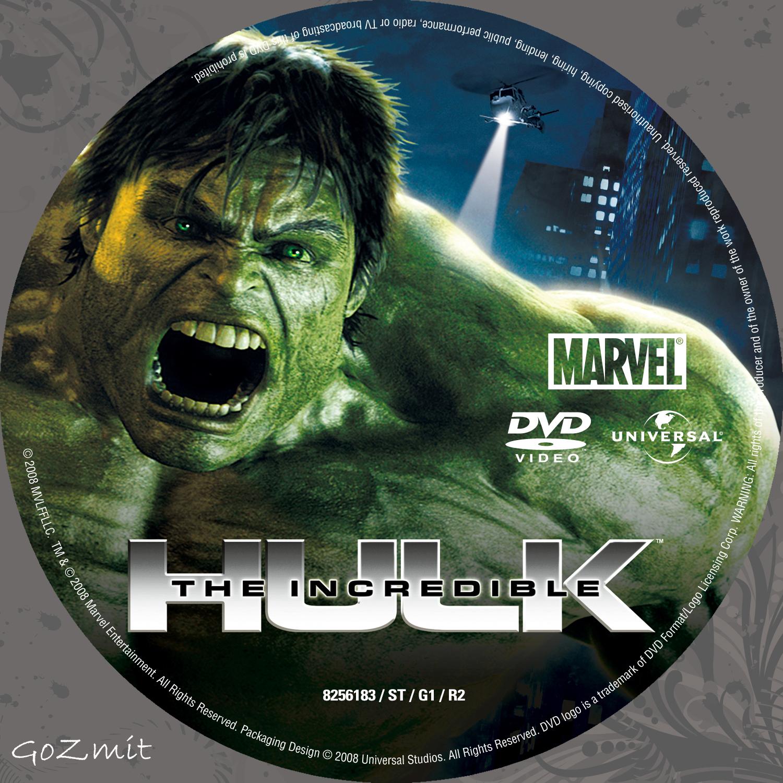 COVERS.BOX.SK ::: The Incredible Hulk (2008)