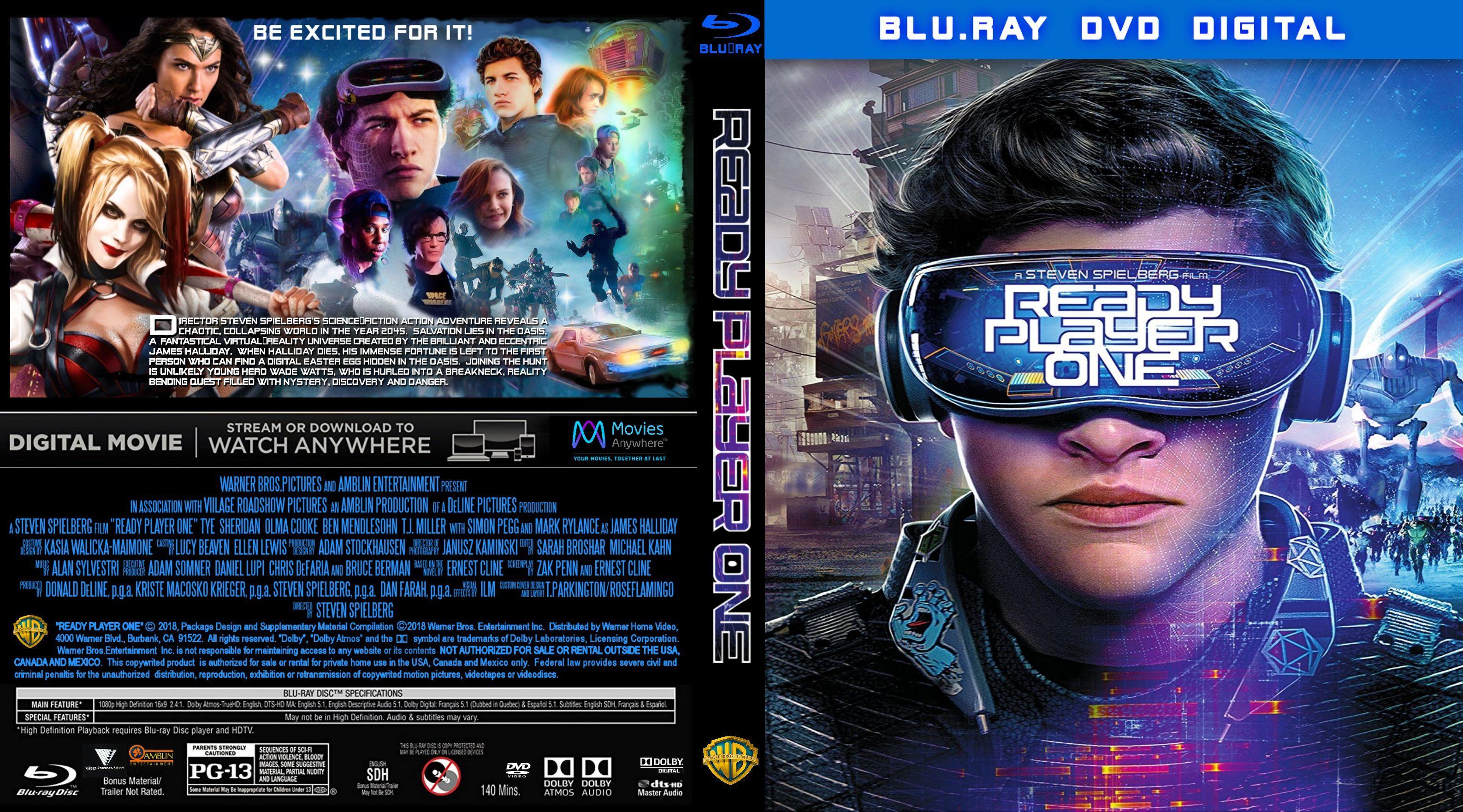 Ready Player One (2018) (2160p BluRay x265 HEVC 10bit HDR