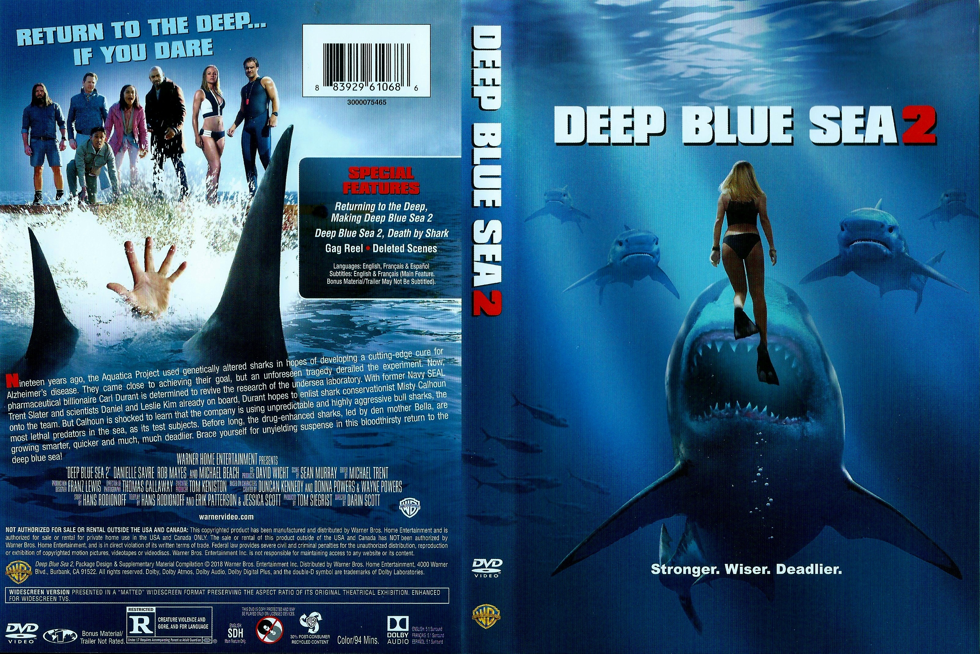 deep blue sea 2 full movie download in english