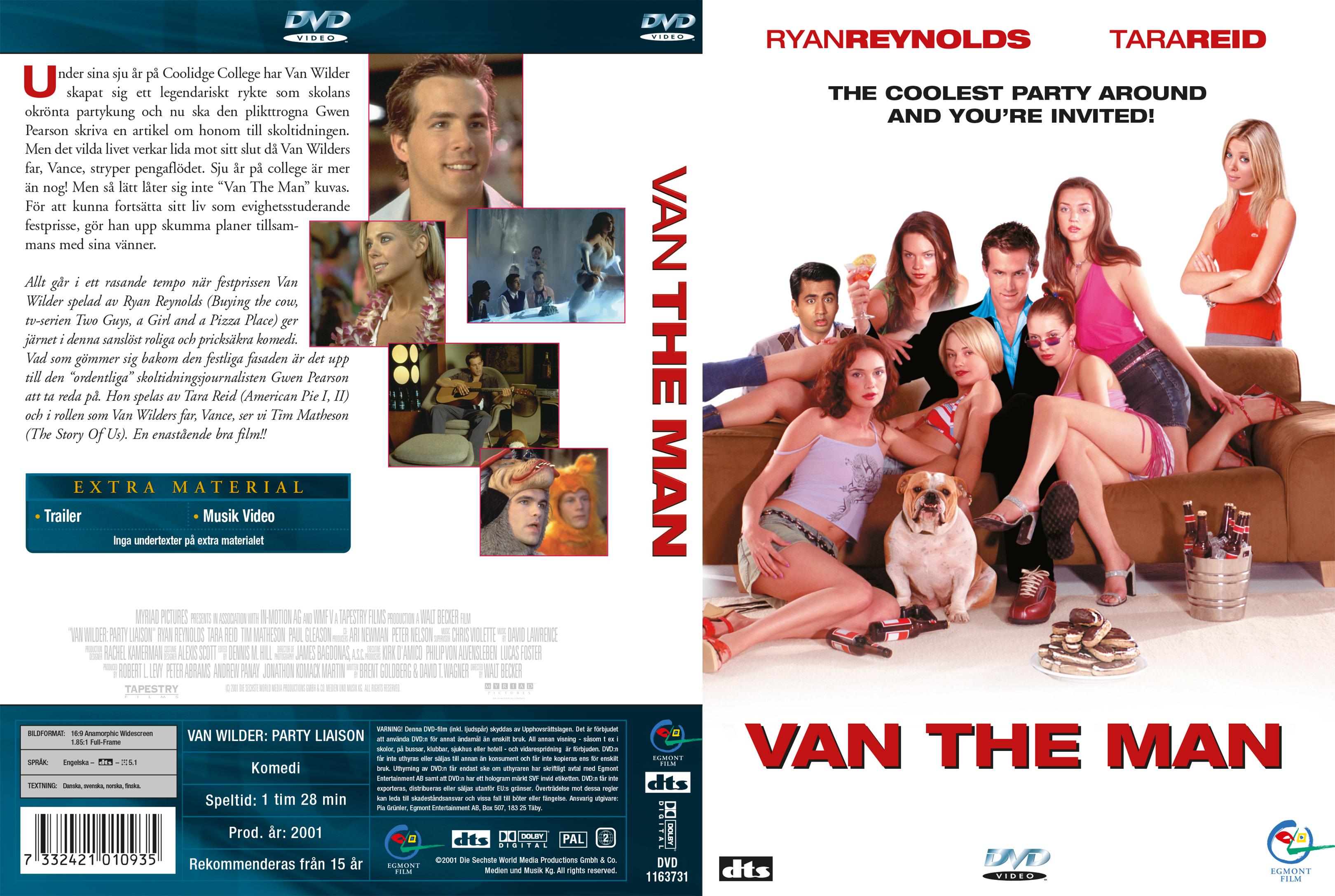 In the picture van wilder
