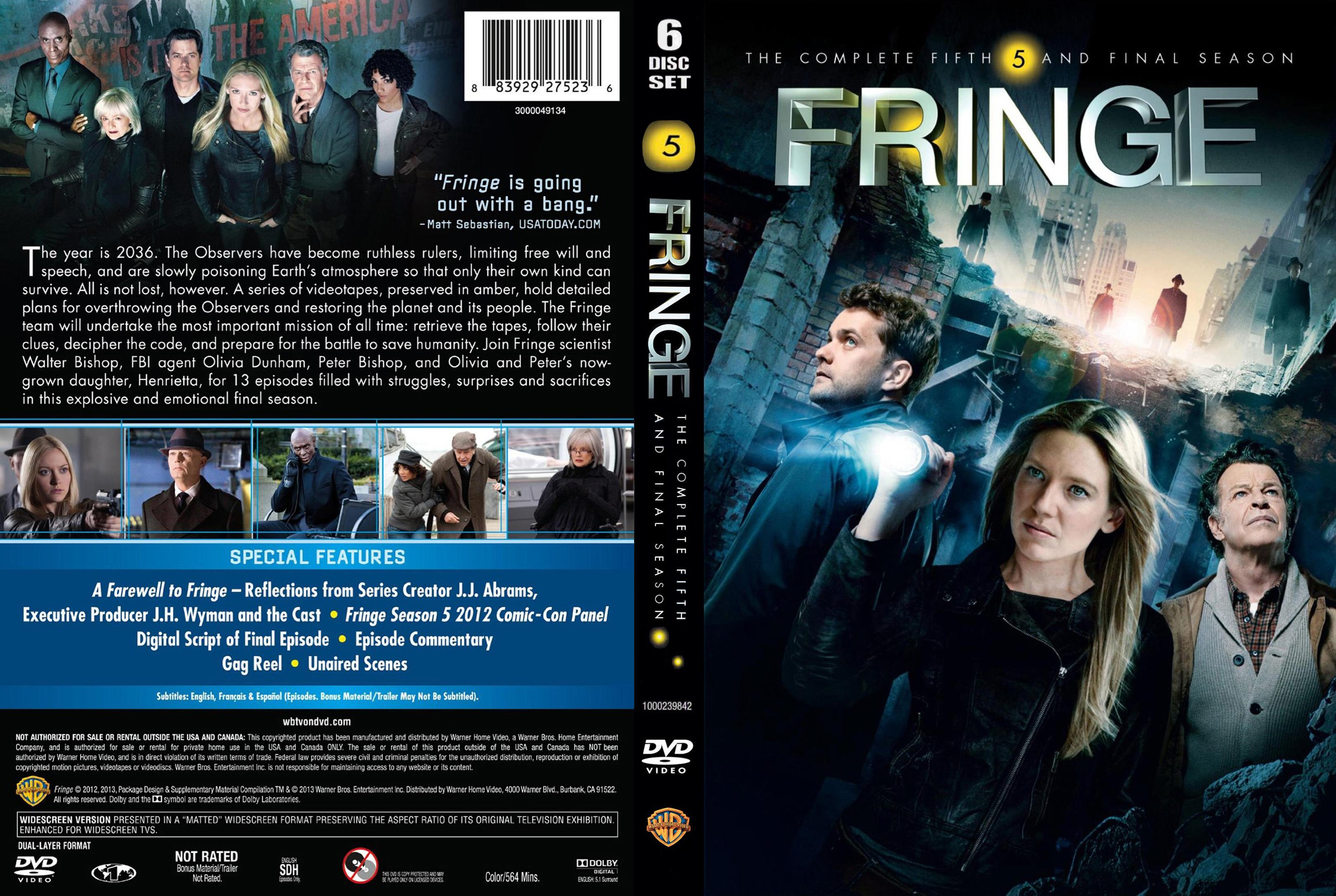 fringe full season download
