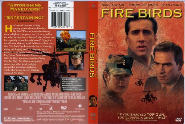 fire birds 1990 full movie
