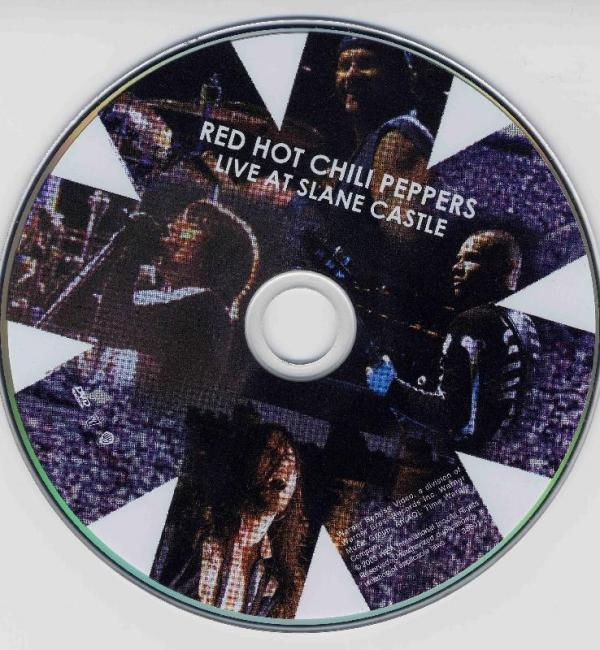 HOT BAIXAR SLANE CASTLE RED CHILI PEPPERS CD