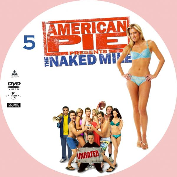 Coversboxsk  American Pie - The Naked Mile - High