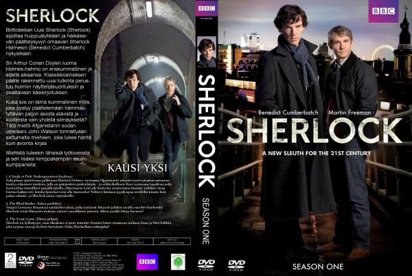 Sherlock Temporada 01 03/03 Br HD Dual Latino