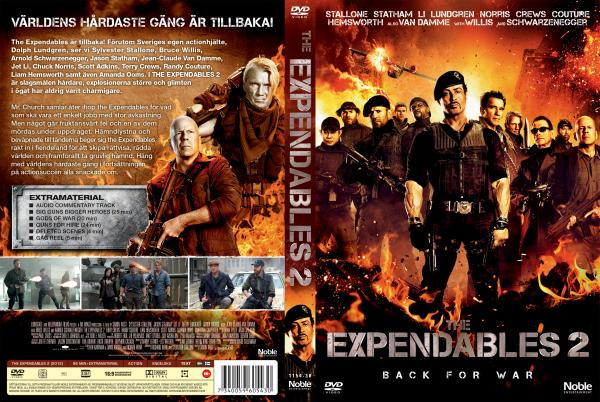 The Expendables 2 Free Movie Download HD -FOU