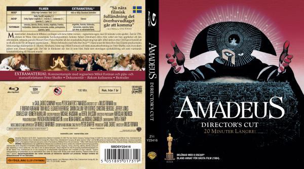 a movie review of amadeus