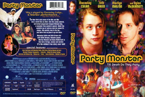 party monster the twisted story of new yorks club scene essay New year's eve beer bottle labels new year's eve party favors super bowl party favors candy pillow packs cutouts party themes.