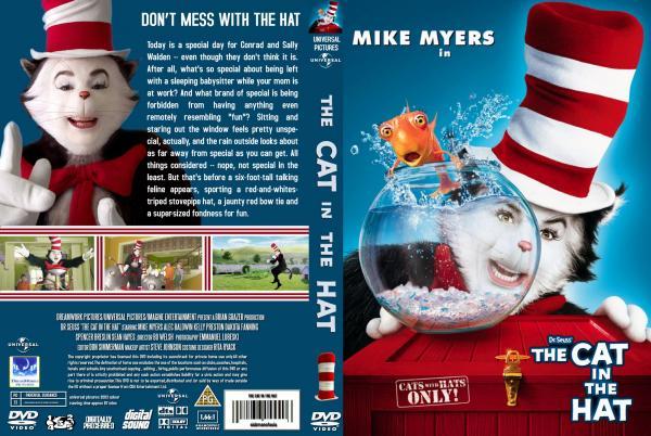 Cat In The Hat Dr Seuss Full Movie