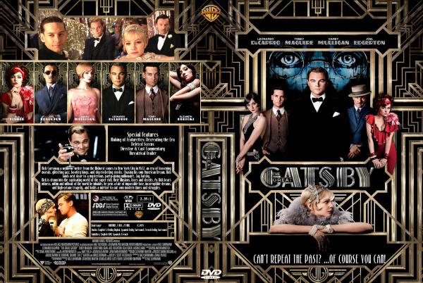 the moral decline of america in the book the great gatsby